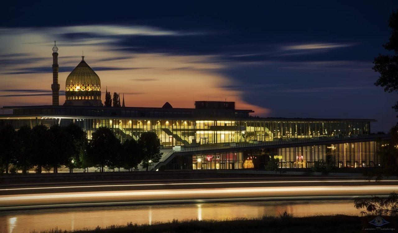 Dresden Sundown