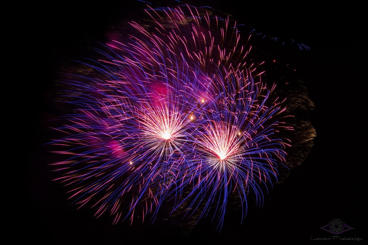 Wissen: Feuerwerke fotografieren